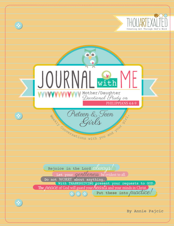 Cover Journal With Me One Page  Journal Template For Word