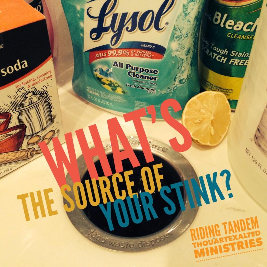 souce of stink