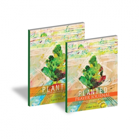 Planted and Prayer Journal Bundle