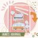 James Journal w Label